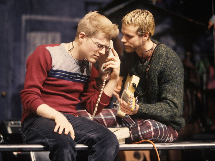 "Broadway's ""Rent"" and Nostalgia"